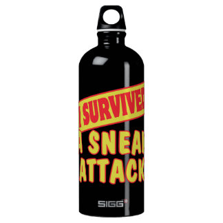 I SURVIVED A SNEAK ATTACK WATER BOTTLE