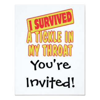 I SURVIVED A TICKLE IN MY THROAT CARD