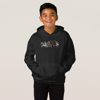 I SURVIVED A WEEK AT GIFTS ZOMBIE BOY'S HOODIE