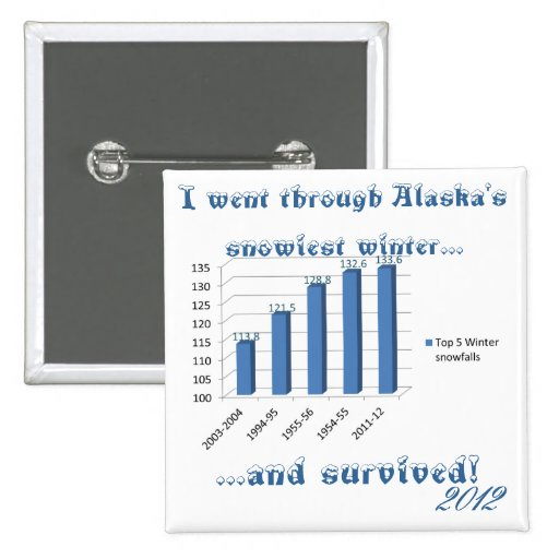 I survived Alaska's snowiest winter square button
