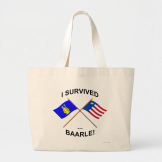 I Survived Baarle-Hertog and Baarle-Nassau Bags