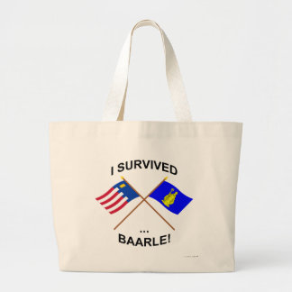 I Survived Baarle-Nassau and Baarle-Hertog Tote Bag