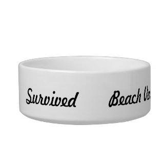 I survived beach volleyball! bowl