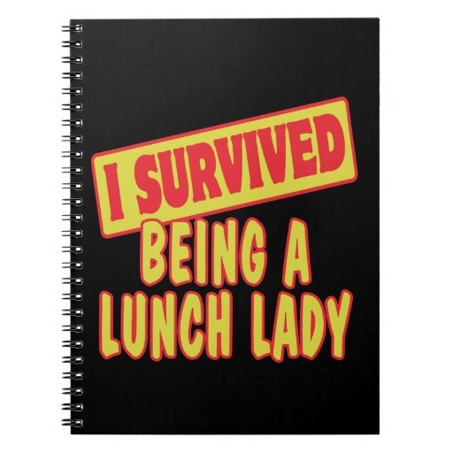 I SURVIVED BEING A LUNCH LADY JOURNALS