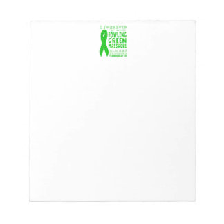 I Survived Bowling Green Massacre Notepad