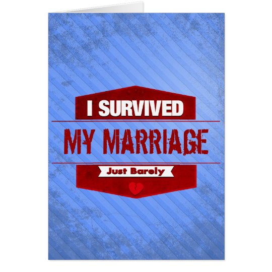 I Survived Card