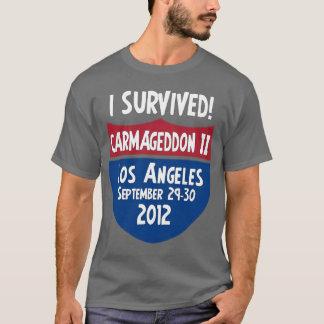I Survived Carmageddon 2 - Los Angeles 405 Closure T-Shirt
