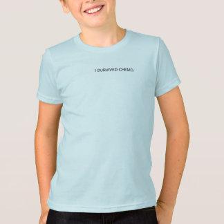 I SURVIVED CHEMO T-Shirt