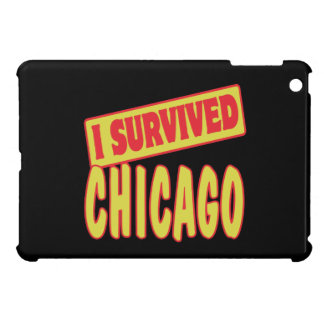 I SURVIVED CHICAGO iPad MINI COVER