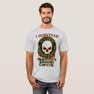 I Survived Chicago T-Shirt