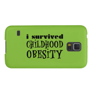I Survived Childhood Obesity Case For Galaxy S5