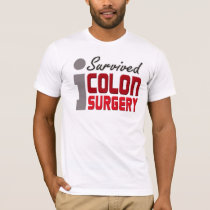 I Survived Colon Surgery Shirt