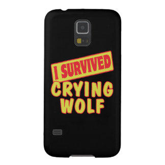 I SURVIVED CRYING WOLF GALAXY NEXUS COVER