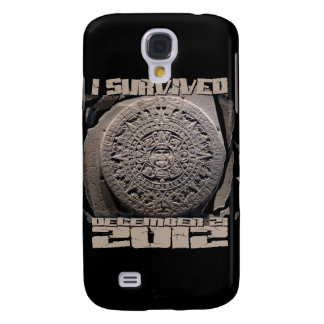 I SURVIVED December 21 2012 Galaxy S4 Case