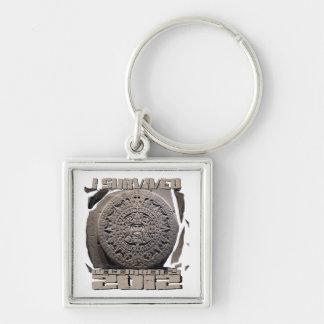 I SURVIVED December 21 2012 Keychain