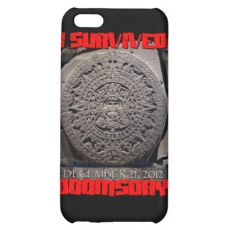 I SURVIVED DOOMSDAY 2012 cool iPhone 5C Cover