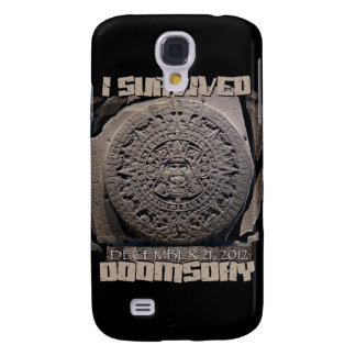 I SURVIVED DOOMSDAY 2012 GALAXY S4 COVER