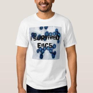 I survived e4c5 t-shirt