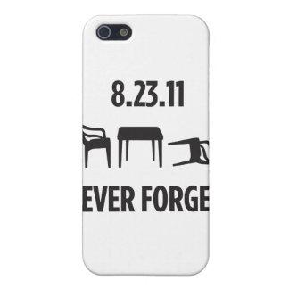 I Survived East Coast Earthquake iPhone 5 Cover