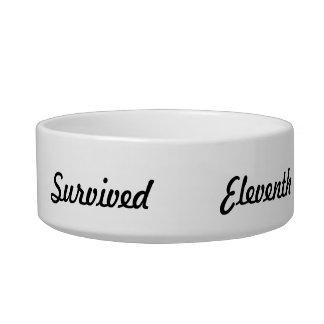 I survived Eleventh Grade! Bowl