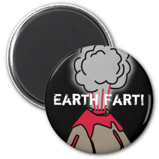 I Survived Eyjafjallajokull Magnet
