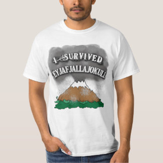 I Survived Eyjafjallajokull Tshirts, Mugs, Caps Shirt