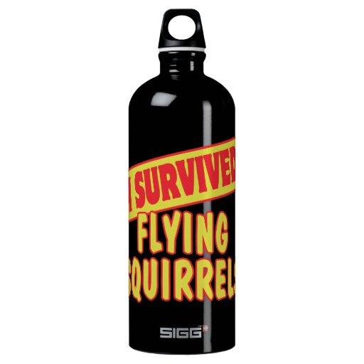 I SURVIVED FLYING SQUIRRELS SIGG TRAVELER 1.0L WATER BOTTLE
