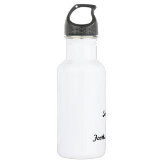 I survived football season! stainless steel water bottle