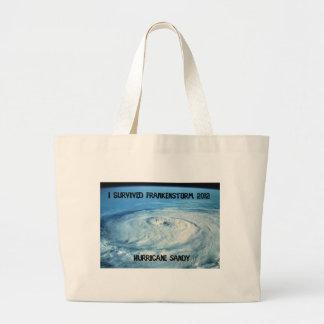 I Survived Frankenstorm 2012! Tote Bag