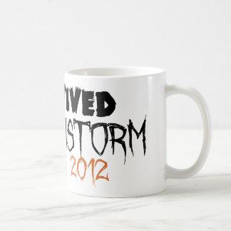I Survived Frankenstorm 2012 Coffee Mug