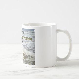 I SURVIVED FRANKENSTORM 2012 CLASSIC WHITE COFFEE MUG