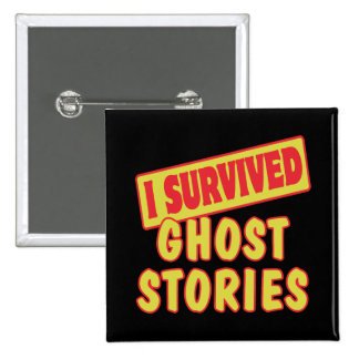 I SURVIVED GHOST STORIES PIN
