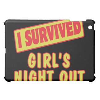 I SURVIVED GIRLS NIGHT OUT CASE FOR THE iPad MINI