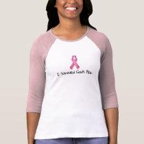I Survived God's Plan Breast Cancer Awareness T-Shirt