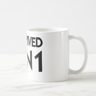 I Survived H1N1 Coffee Mug