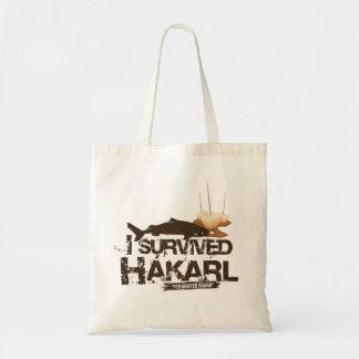 I Survived Hákarl Bag