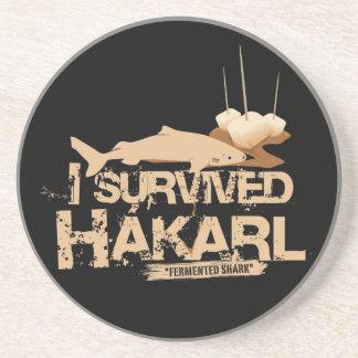 I Survived Hákarl Coaster