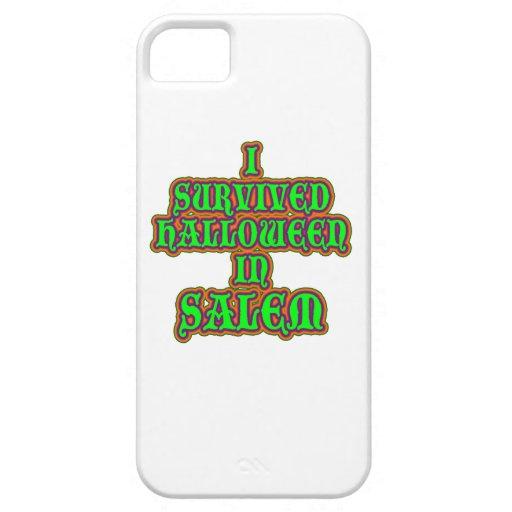 I Survived Halloween in Salem iPhone SE/5/5s Case