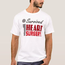 I Survived Heart Surgery Shirt