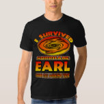 I Survived Hurricane Earl - Labor Day Weekend 2010 Tee Shirt