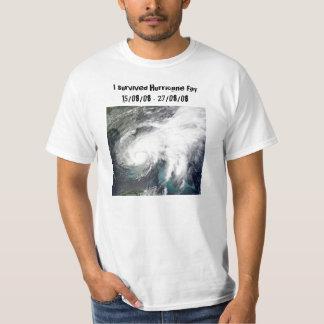 I Survived Hurricane Fay T-Shirt