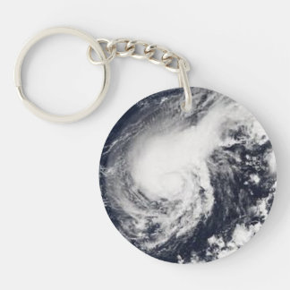 I Survived Hurricane HARVEY 2017 Button Keychain