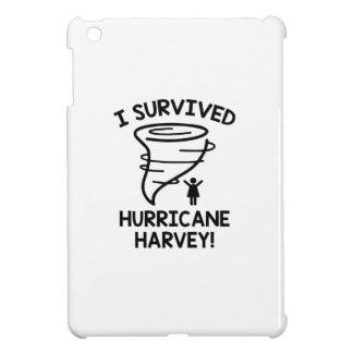 I Survived Hurricane Harvey iPad Mini Cover
