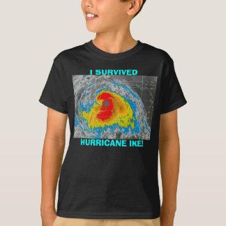 I SURVIVED, HURRICANE IKE! T-Shirt