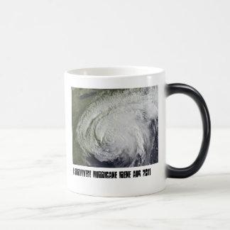I Survived! Hurricane Irene August 2011 Coffee Mugs