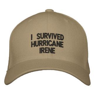 I Survived Hurricane Irene Hat