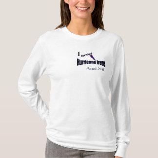 I Survived Hurricane Irene Hoodie Shirt