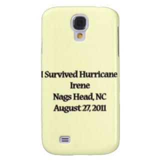 I Survived Hurricane Irene NC Samsung Galaxy S4 Cases