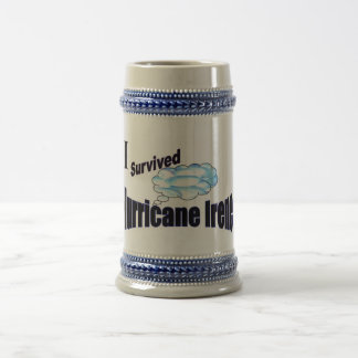 I Survived Hurricane Irene Stein Coffee Mug