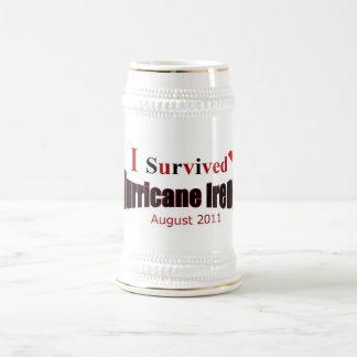 I Survived Hurricane Irene Stein Mug